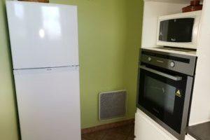Réfrigérateur - Congélateur / Four électrique /  Micro-ondes