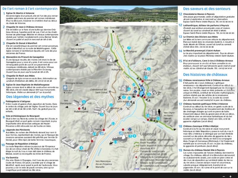 Découvrir les escapades en Val de Durance